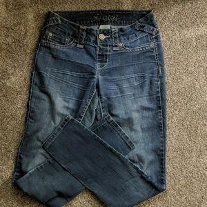 Maurice jeans straight legged